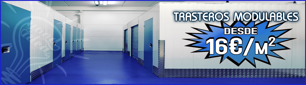 Trasteros Modulables